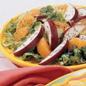 Honey-Lime Fruit Salad