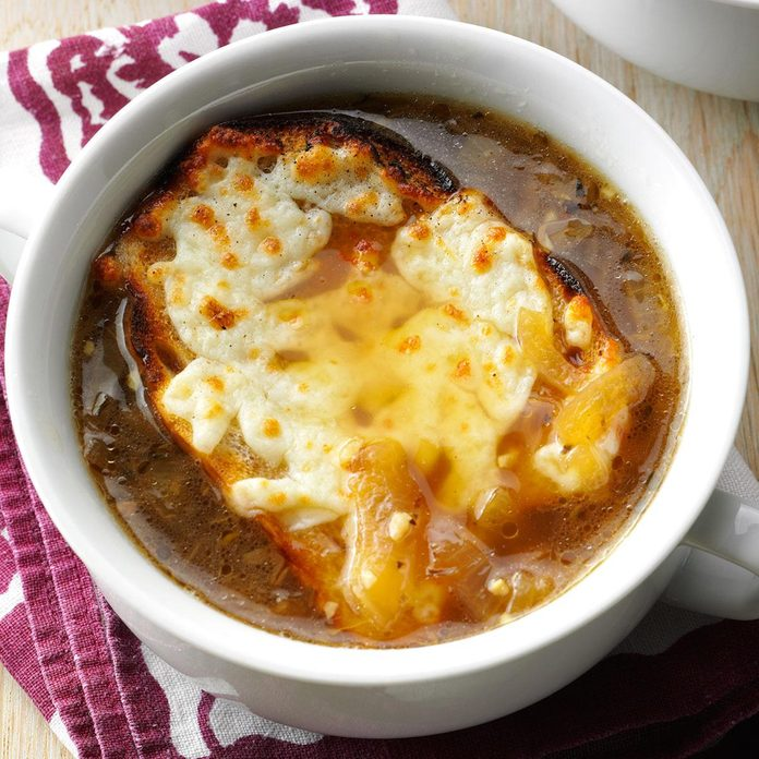 So-Easy-Yet-Delicious Onion Soup
