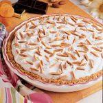 Ricotta Nut Pie