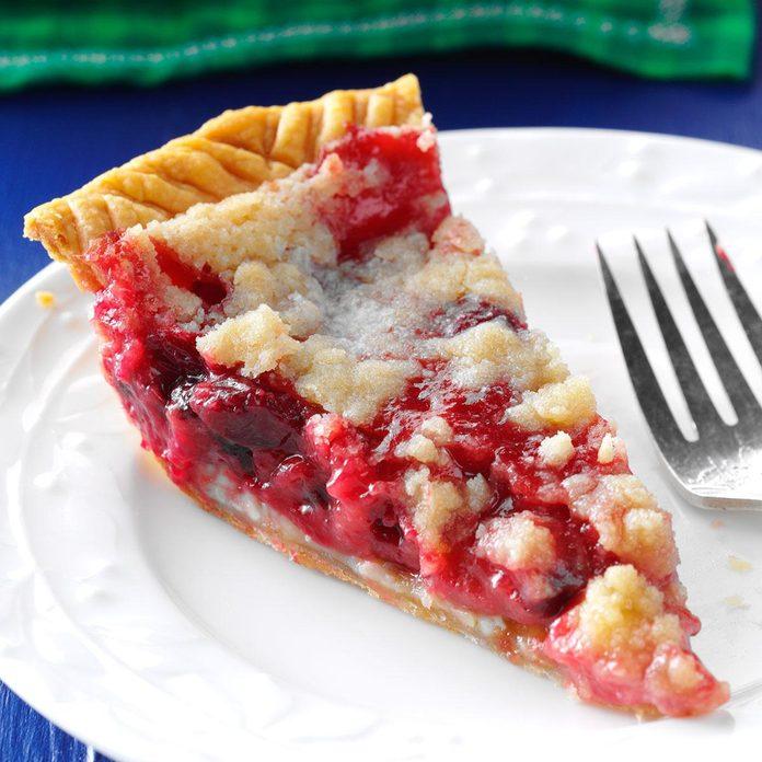Cranberry Brie Pie