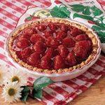 Contest-Winning Fresh Strawberry Pie