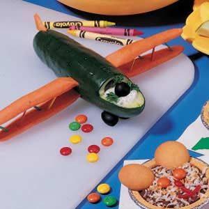 Cucumber Biplane