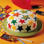 Sweet Stars Cake