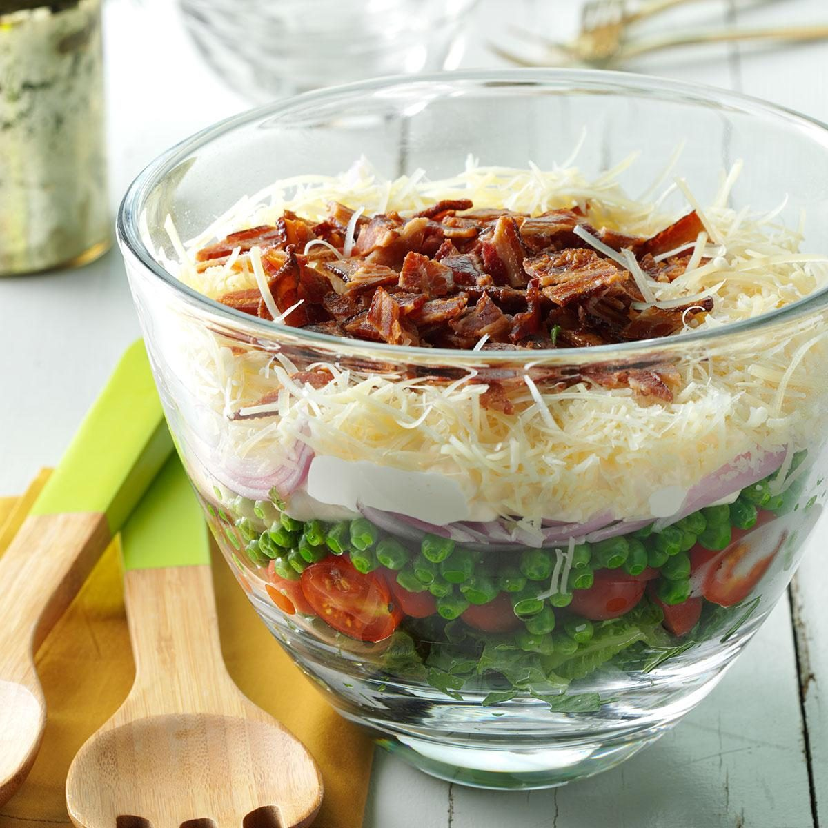Romaine & Cherry Tomato Salad