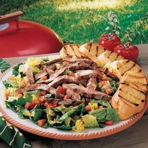 Sirloin Caesar Salad