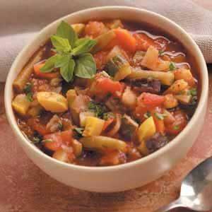 Summer's Bounty Soup