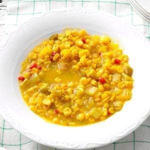 Mrs. Ina's Corn Relish