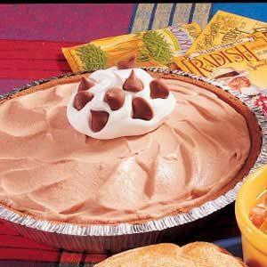 Milk Chocolate Pie