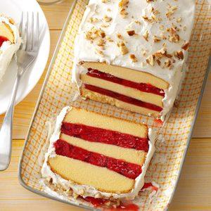 Fancy Fuss-Free Torte