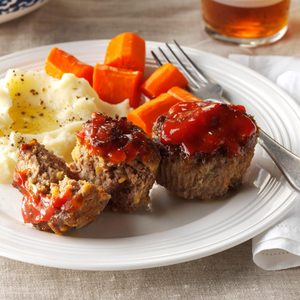 Favorite Meat Loaf Cups