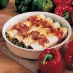 Bell Pepper Enchiladas