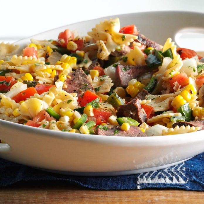 Inspired by: Southwestern Steak Salad