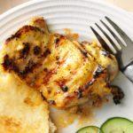 Tandoori Chicken Thighs