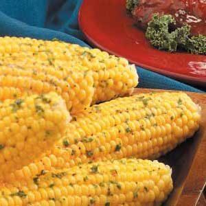 Herbed Corn on the Cob