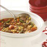 Barley Beef Stew