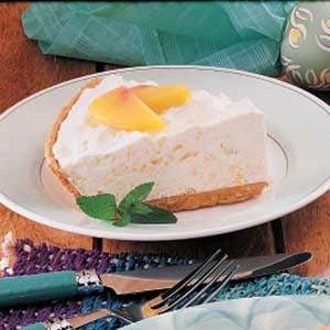 Peach Mallow Pie