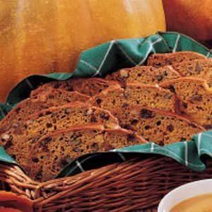 Fruited Pumpkin Bread