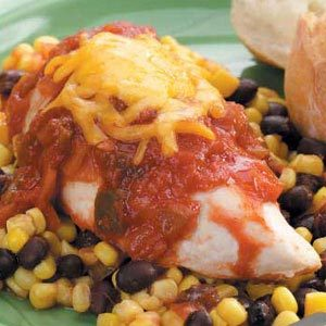 Slow-Cooker Southwestern Chicken