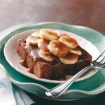 Butterscotch Banana Dessert