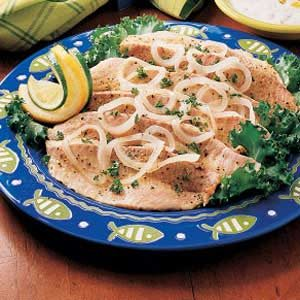 Linda's Lemon Fish
