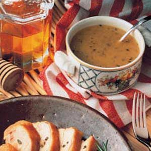Herbed Honey Lime Sauce