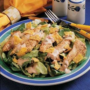 Ranch Chicken Salad