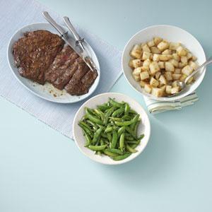 Grilled Asian Steak