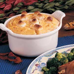 Sweet Potato Souffles
