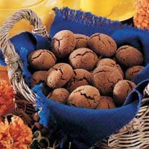 Lo-Cal Molasses Cookies