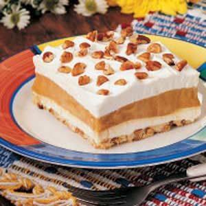 Butterscotch Pecan Dessert