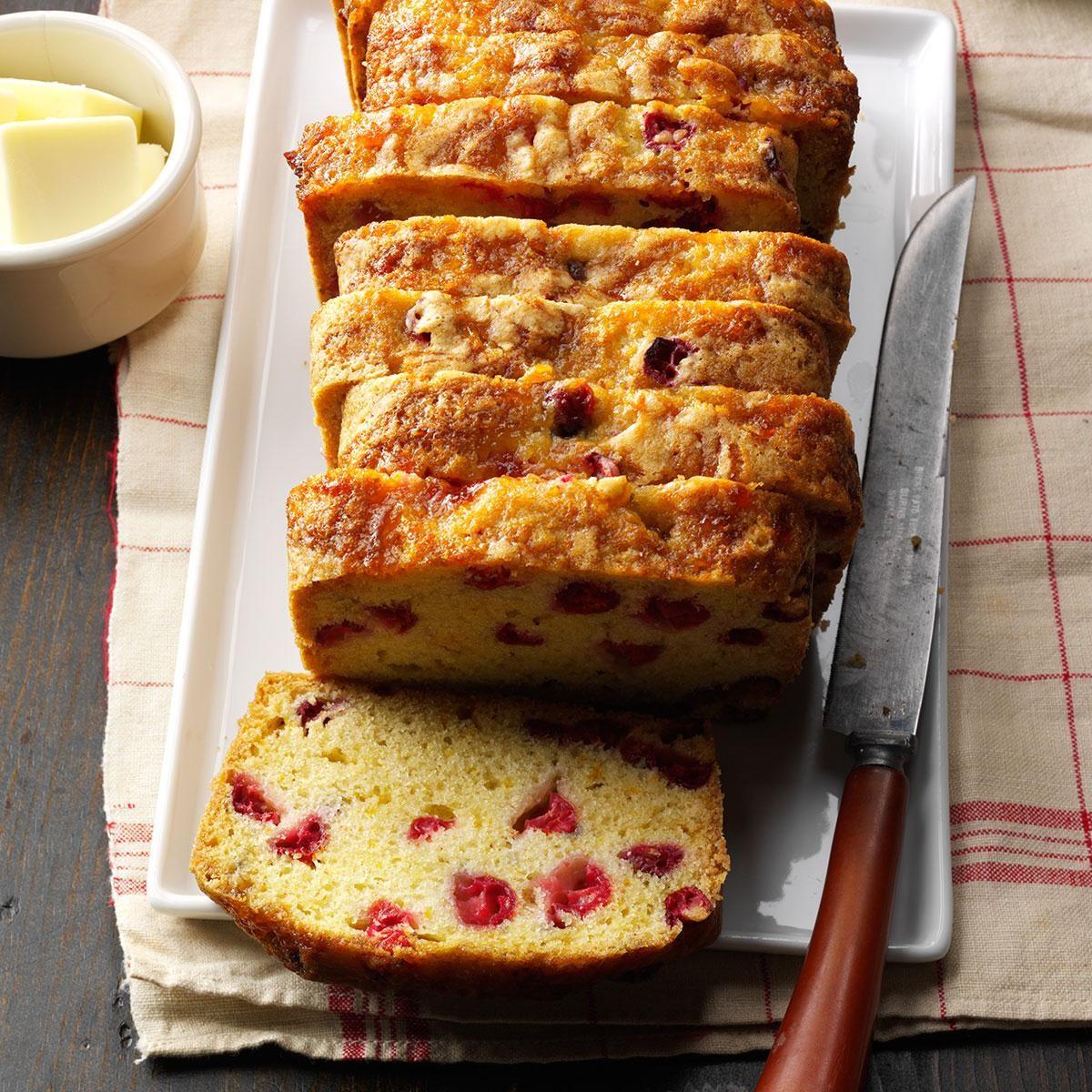 Apricot Cranberry Bread