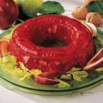 Ruby Gelatin Salad