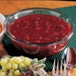 Cran-Raspberry Gelatin