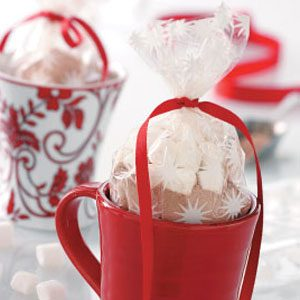 Cinnamon Hot Chocolate Mix
