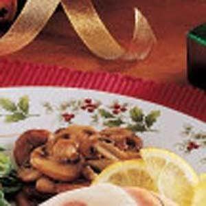Simple Sauteed Mushrooms