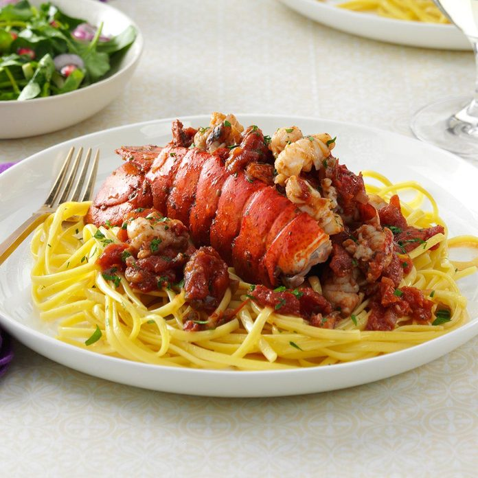 Inspired by: Roasted Maine Lobster Bake