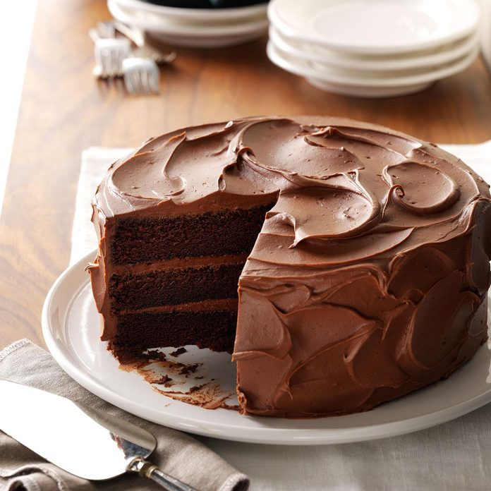 Inspired by: Chocolate Cake