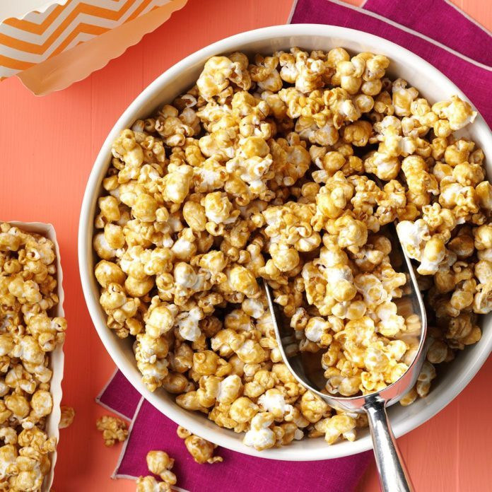 Courtside Caramel Corn