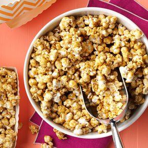 Courtside Caramel Corn