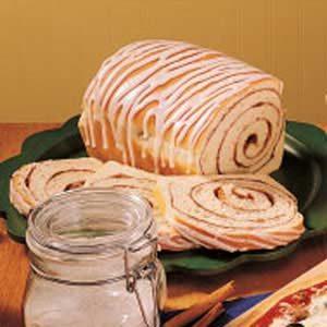 Cinnamon Nut Loaf