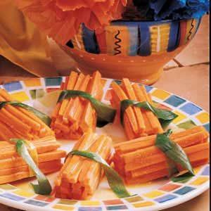 Citrus Carrot Sticks