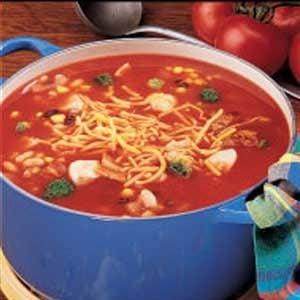 Chicken Tomato Soup