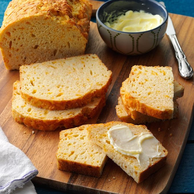 Cheese Batter Bread