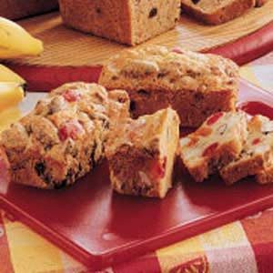 Fruit 'n' Nut Mini Loaves