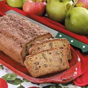 Apple Nut Bread