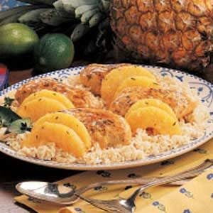 Tangy Pineapple Chicken