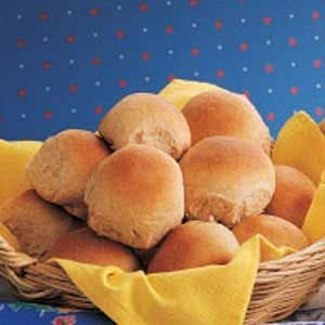 Whole Wheat Rolls