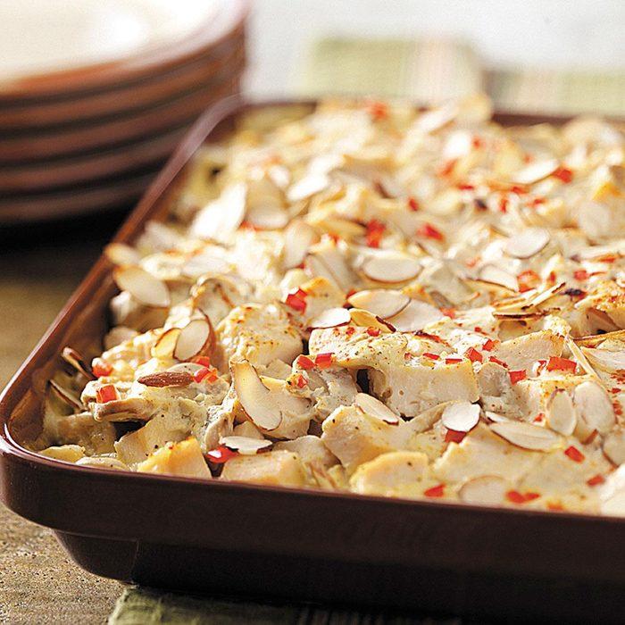 Chicken 'n' Hash Brown Bake