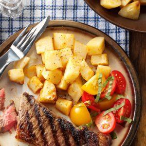 Oven-Fried Potatoes