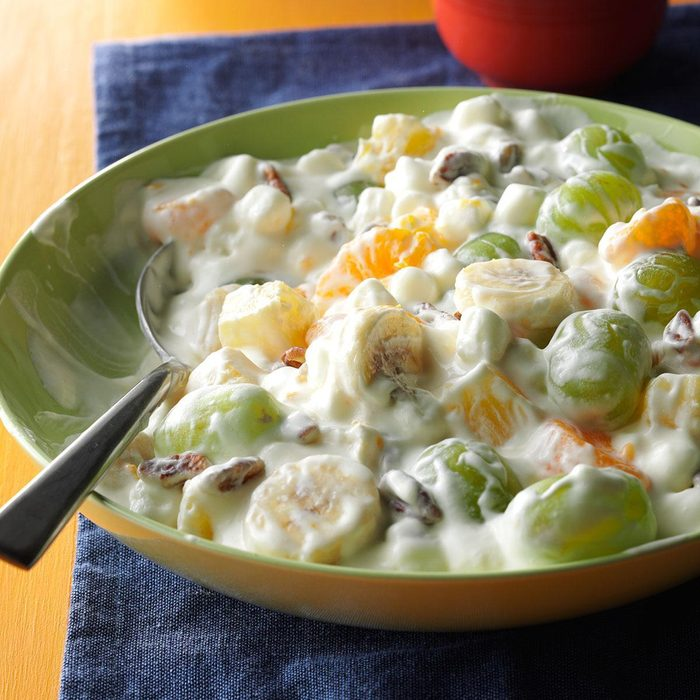 Overnight Fruit Salad